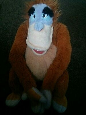 Disney Store Jungle Book King Louie Soft Toy