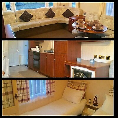 Static Caravan For Sale - Central Heating & Double Glazing - BARGAIN!