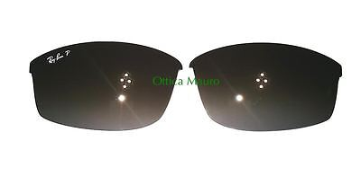 Ray Ban Rb 4173 Brown Gradient Polarized Original Replacement Lenses Lenti