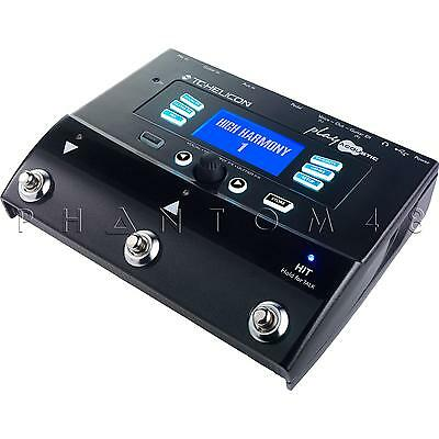 TC Helicon Play Acoustic Guitar & Vocal Live/Studio Effects Pedal Processor