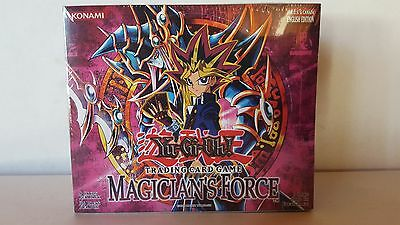 YU-GI-OH Magicians Force 36 count unlimited booster box