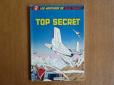 BUCK DANNY n°22 *** TOP SECRET *** Couverture Souple