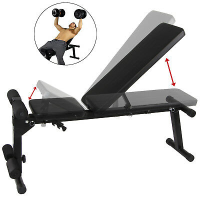 Weight Bench Energy 2.0 Ab Trainer Fitness Bench by BB Sport