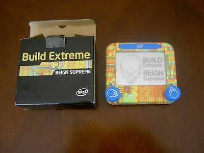 Intel Limited Edition Etch-A-Sketch Build Extreme Reign Supreme. Limited Edition