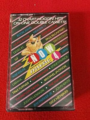 Now thats what i call music Volume 4 Cassette Rare