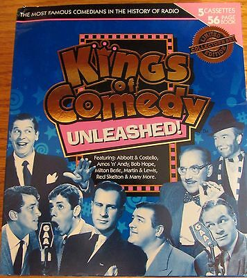 Original Broadcast Kings of Comedy Most popular comedians of old time radio