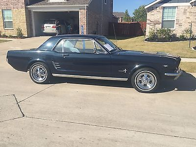 1966 Ford Mustang Chome Classic Ford Mustang