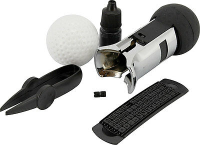 Perfect-Solutions Golf Ball Golfball Ink Monogram Stamper