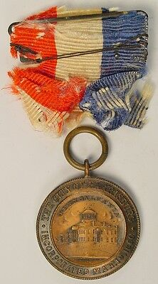 WW1 City of Harrisburg PA State of Pennsylvania World War Service Medal Medals