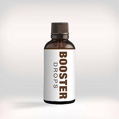 Spray Tanning Booster Drops - Large 50ml Bottle, Extra Dark Formula (50% DHA)