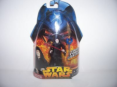2005 Star Wars Revenge Of The Sith Figure Emperor Palpatine #12