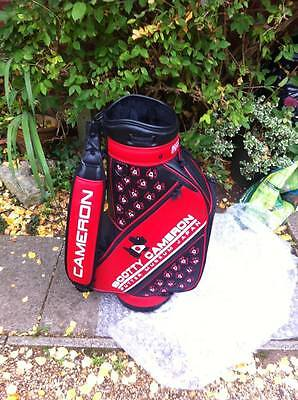 scotty cameron 2006 japan museum and gallery 1 of 100 Staff/tour bag