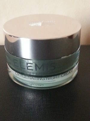 Elemis Anti-Ageing Pro-Collagen Oxygenating Night Cream 50ml  Brand New Unboxed