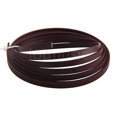 Guitar Binding Purfling Strip Luthier Supply Parts 1650mm x 4mm x 1.5 mm ABS