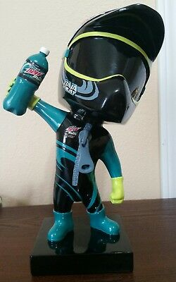 NEW Mountain Dew Baja Blast Trophy 1-200 Made Promo Game Rare Collectible