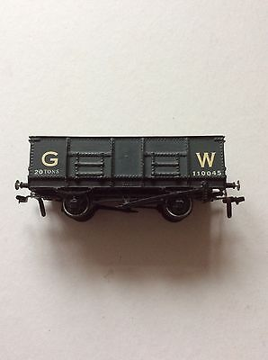 OO Gauge Kit Built 20t Riveted Mineral Wagon