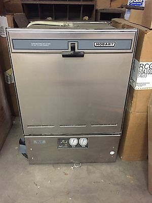 Hobart Commercial undercounter dishwasher WM-5H