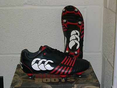 Canterbury Toa Light SI Size UK 8 Mens Rugby Boots