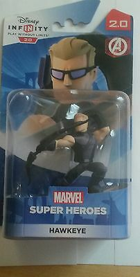 Marvel super heroes hawkeye DISNEY INFINITY FIGURE 2.0  FOR PS3 PS4 XBOX 360 WII