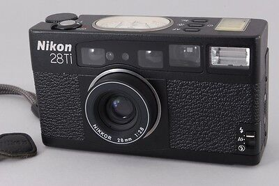 【Exc+++++】Nikon 28Ti 35mm Rangefinder Film Camera Body Only From Japan Z015