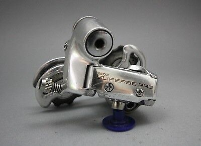 Suntour Superbe Pro RD-SB00-SS8 rear derailleur Schaltwerk Japan Accushift