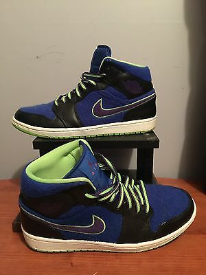 Nike Air Jordan 1 Retro Neon Men's 10.5