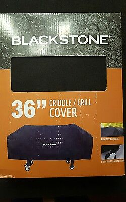 Blackstone 36 in. Heavy Duty Griddle Grill Cover Polyester Weather Resistant