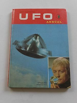 Gerry Anderson's UFO annual 1970.