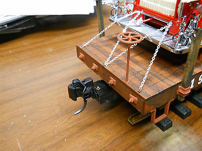Kadee #798 G Scale Large Offset Couplers w// Truck Mount Gearboxes 1-Pair