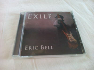 "Eric Bell (Thin Lizzy) ""exile""    Cd 2016"