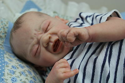 Reborn Baby Boy Edwin Marx From Vahni Gowing