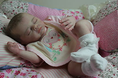 Reborn Baby Girl Sera May By Vahni Gowing