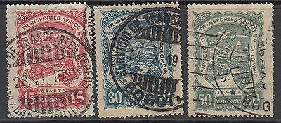 Colombia SCADTA Airmail Stamps