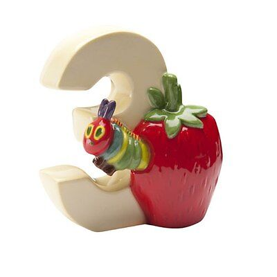 John Beswick Collectible Figurine - The Very Hungry Caterpillar - Number 3