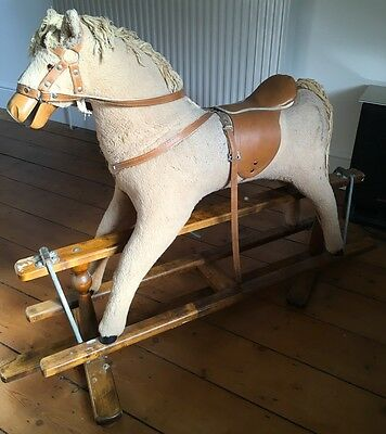 Vintage Rocking Horse From Mamas And Papas