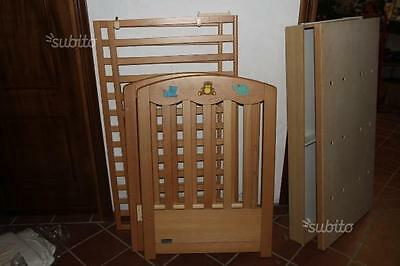 Foppapedretti lettino Magic bimbo legno