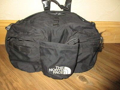 NORTH FACE ~LUMBAR SUPPORT~ FANNY PACK WAIST PACK Large! NICE!!