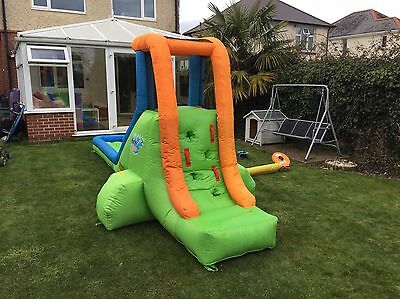 Outdoor Inflatable Water Slide Great For Kids