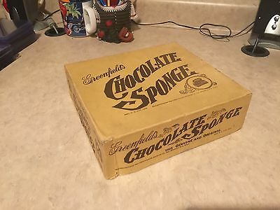 Greenfield Chocolate Sponge Candy Box
