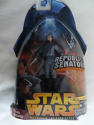 Star Wars - Revenge Of The Sith - Bail Organa (Mint On Card)