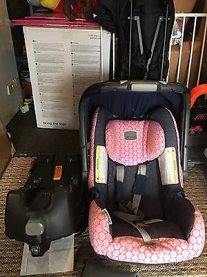 Britax Group 0 Car Seat With Isofix Base