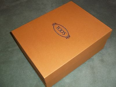 Large Empty Tods Boot Box