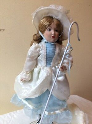 """Porcelain Doll The Storybook Doll Collection 12"""""""