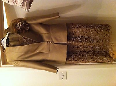 Carla Ruiz Mother of the Bride outfit New sz 38