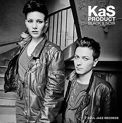 Black & Noir - Kas Product (2017, CD NEU)