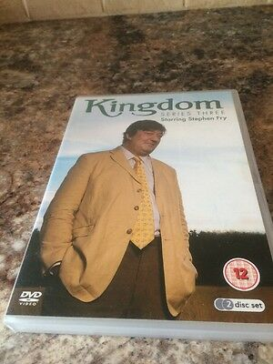 Kingdom - Series 3 - Complete (DVD) NEW