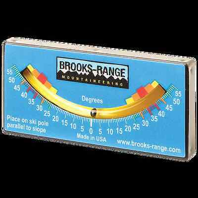 Brooks Range Mountaineering Slope Meter | Inclinometer Back Country Snow Science