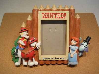 ~ Dudley Do-Right ~ Picture Frame From Universal Studios