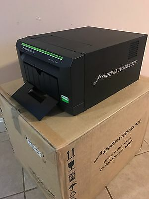 Sinfonia  CS2 Color Stream Photo Booth Printer Dye Sublimation ONLY 90 Prints!!