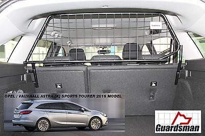 Vauxhall Astra K Sports Tourer (2016 on) Dog Guard  Part no.G1436